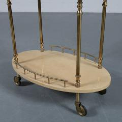 Aldo Tura Aldo Tura Bar Cart Italy 1950 - 1145362