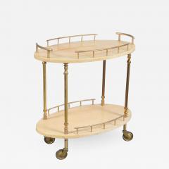 Aldo Tura Aldo Tura Bar Cart Italy 1950 - 1145697