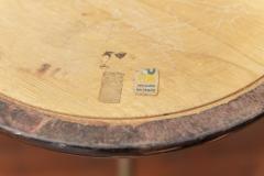 Aldo Tura Aldo Tura Gilt Brass and Parchment Valet - 1654745