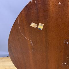 Aldo Tura Aldo Tura Lacquered Goatskin and Brass Surfboard Coffee Table Italy 1960s - 1689754
