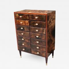 Aldo Tura Aldo Tura Modernist Small Chest - 1280275