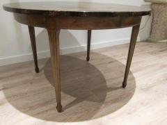 Aldo Tura Extending Parchment Top Dining Table by Aldo Tura Italy 1970 - 1307865