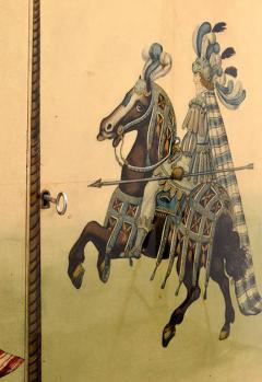 Aldo Tura LACQUERED PARCHMENT BAR CABINET BY ALDO TURA - 1911371