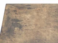 Aldo Tura Large goatskin parchment coffee table by Aldo Tura 1960s - 1327333