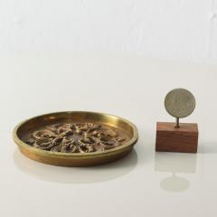 Aldo Tura MidCentury Modern Decorative BRONZE Ashtray - 1270077