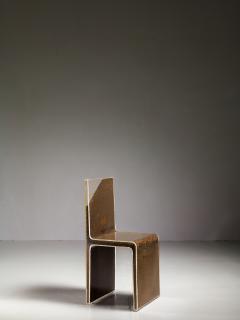 Alessandro Mendini Alessandro Mendini Limited Terra Chair for Bracciodiferro Italy 1974 - 195505