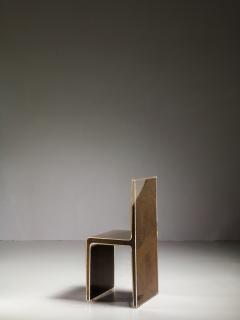 Alessandro Mendini Alessandro Mendini Limited Terra Chair for Bracciodiferro Italy 1974 - 195506