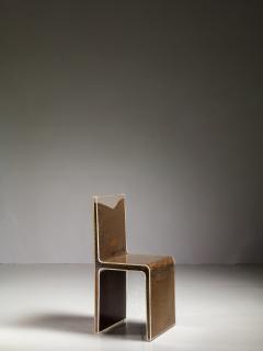 Alessandro Mendini Alessandro Mendini Limited Terra Chair for Bracciodiferro Italy 1974 - 195507