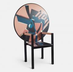 Alessandro Mendini Alessandro Mendini Signed Zabro Metamorphic Chair Table for Zanotta 1984 - 1178231