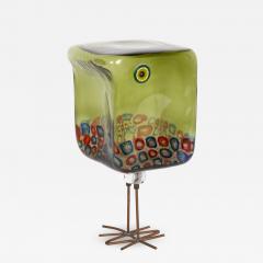 Alessandro Pianon Green Pulcino bird model 191 - 1167044