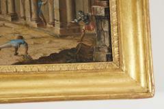 Alessandro Salucci Circle of Alessandro Salucci Italian Oil on Canvas - 791677
