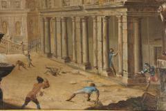 Alessandro Salucci Circle of Alessandro Salucci Italian Oil on Canvas - 791678