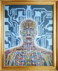 Alex Grey Body Mind and Spirit - 398805