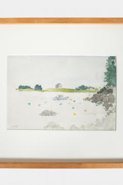 Alex Meier Group 33 Watercolor - 1908166