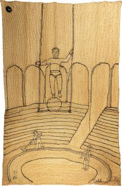 Alexander Calder Alexander Calder Circus Tapestry - 1308944