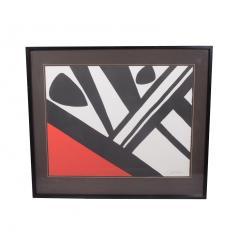 Alexander Calder Alexander Calder LAcier du constructeur c 1965 edition artist prof - 736929
