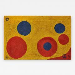 Alexander Calder Bon Art Editioned Jute Tapestry Alexander Calder - 324537