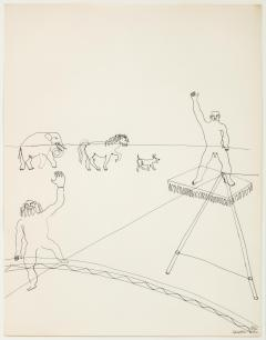 Alexander Calder Calders Circus Complete Set of Lithographs Signed Limited Edition 6 100 - 1704003