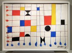 Alexander Calder Checker 1965 - 1816722