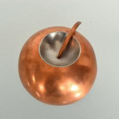 Alexander Calder Modernist Metal Art Copper Stainless Steel Brooch after Alexander CALDER 1960s - 1540809