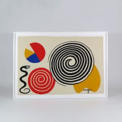 Alexander Calder Tapestry La Poire Le Fromage et Le Serpent - 991528