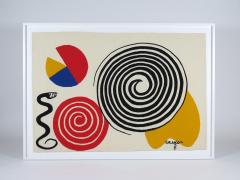 Alexander Calder Tapestry La Poire Le Fromage et Le Serpent - 991529
