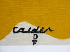 Alexander Calder Tapestry La Poire Le Fromage et Le Serpent - 991531