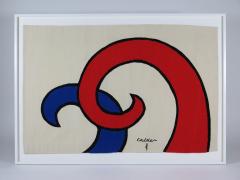 Alexander Calder Tapestry Les Vagues - 994239
