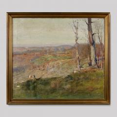 Alexander T Van Laer Autumn in Litchfield - 580714