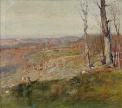 Alexander T Van Laer Autumn in Litchfield - 581134