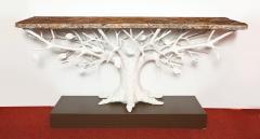 Alexandre Log Arbre Sculptural Console Table by Alexandre Log  - 213632