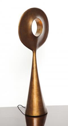 Alexandre Log Kei Studio Built Bronze Table Light by Alexandre Log France 2014 - 197030