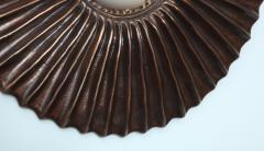 Alexandre Log Zelo Studio Built Bronze Wall Mirror by Alexandre Log  - 221828