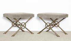 Alexandre Loge Xanto Bronze Benches by Alexandre Log  - 156682