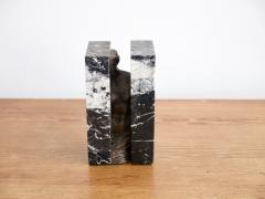 Alexandre Sosnowsky Marble and Bronze Sculpture Obliteration by Sacha Sosno - 1581200