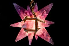 Alexandre Vossion AMETHYST STAR III CHANDELIER GOLD EDITION - 773004