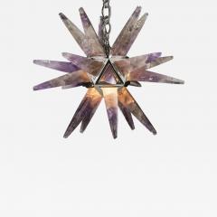 Alexandre Vossion AMETHYST STAR III LIGHTING SILVER EDITION - 773463