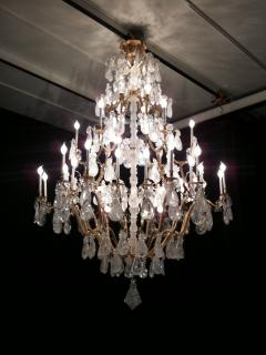 Alexandre Vossion Biggest Pair Of Rock Crystal Lightings in the World By Alexandre VOSSION - 778992