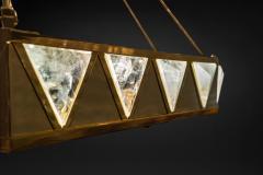 Alexandre Vossion DIADEM Rock Crystal Chandelier - 1258291