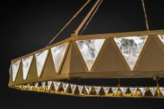 Alexandre Vossion DIADEM Rock Crystal Chandelier - 1258292