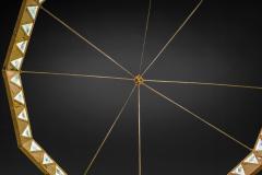 Alexandre Vossion DIADEM Rock Crystal Chandelier - 1258293