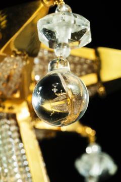 Alexandre Vossion ROCK CRSTAL FOLIES MODEL GOLD EDITION - 772988