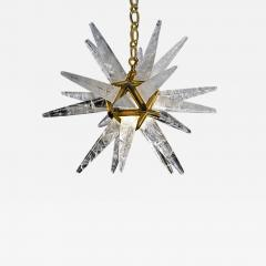 Alexandre Vossion Rock Crystal Star III Chandelier by Alexandre Vossion - 1202605