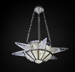 Alexandre Vossion Rock Crystal Sunshine III Chandelier by Alexandre Vossion - 835743