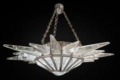 Alexandre Vossion Rock crystal DREAM lighting Nickel edition  - 771631