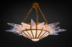 Alexandre Vossion Rock crystal DREAM lighting Nickel edition  - 771646