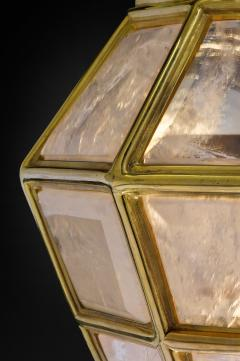 Alexandre Vossion Rock crystal LANTERN DIAMOND MODEL Gold edition - 774127