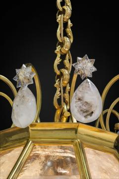 Alexandre Vossion Rock crystal LANTERN DIAMOND MODEL Gold edition - 774128