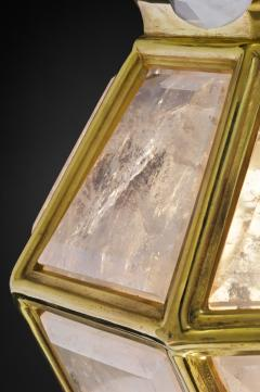 Alexandre Vossion Rock crystal LANTERN DIAMOND MODEL Gold edition - 774129