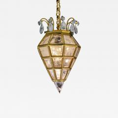 Alexandre Vossion Rock crystal LANTERN DIAMOND MODEL Gold edition - 777443